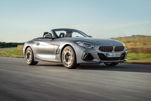 Here's Everything We Know About the 2019 BMW Z4 Roadster