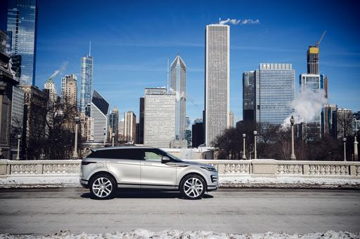 2020 Land Rover Range Rover Evoque Keeps Pricing Competitive