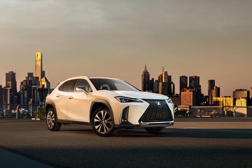 Hey There, 2019 Lexus UX Crossover, Haven't We Met?