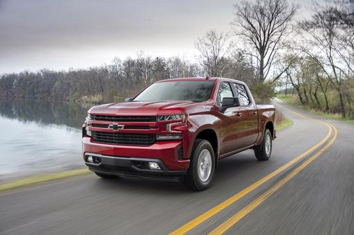 2019 Chevrolet Silverado 1500 First Drive: All-New, Top to Bottom, Front to Back