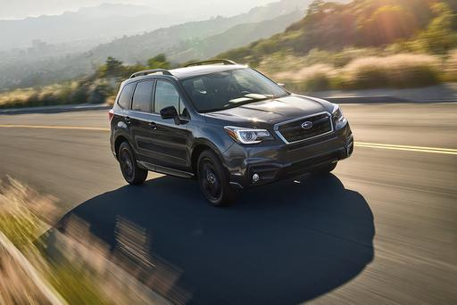 2018 Subaru Forester: What's Changed