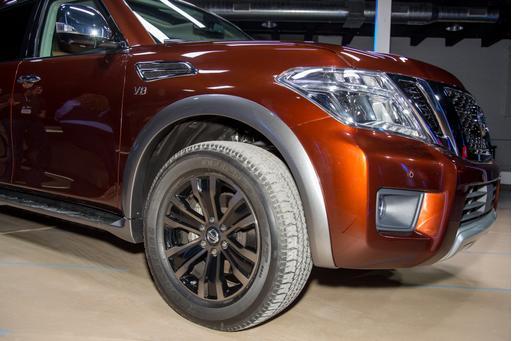 2017 Nissan Armada: First Look | News | Cars.com