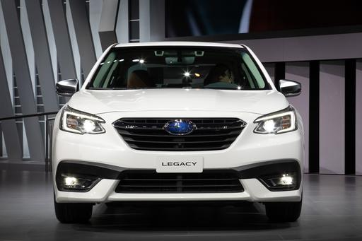 2020 Subaru Legacy Gets a Dose of Luxury