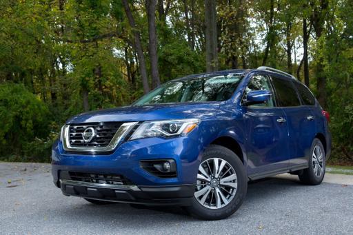 2018 Finds Base Nissan Pathfinder $500 Pricier