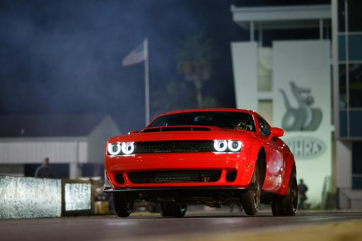 Hell to Pay: 2018 Dodge Challenger SRT Demon Ships Today
