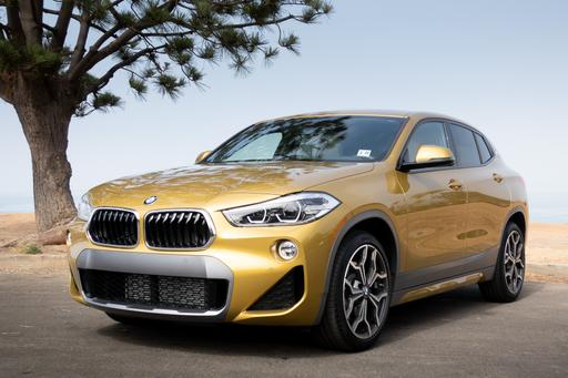 2018 BMW X2 Review: The Best Even-Numbered X Is Oddly Lacking