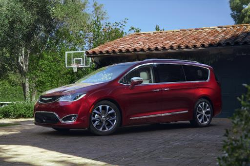 2018 Chrysler Pacifica: What's a Road-Trip Fill-Up Cost?