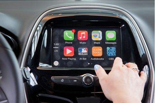 Which 2017 Cars Have Apple CarPlay?