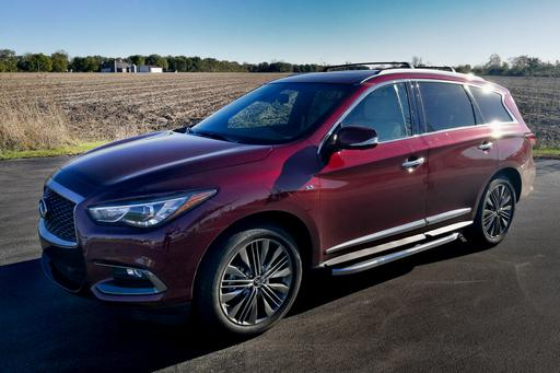 2019 Infiniti QX60 Luxe on Family Duty: 3 Hits and 3 Misses