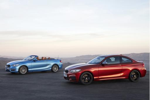 2018 BMW 2 Series Preview