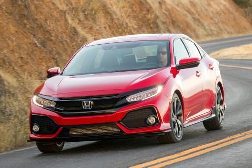 2018 Honda Civic Hatchback On Sale Now