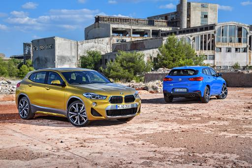BMW X2 SUV, 2019 i8 Coupe Coming to Detroit