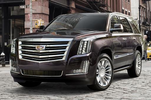 2018 Cadillac Escalade Discounted as Lincoln Navigator Looms