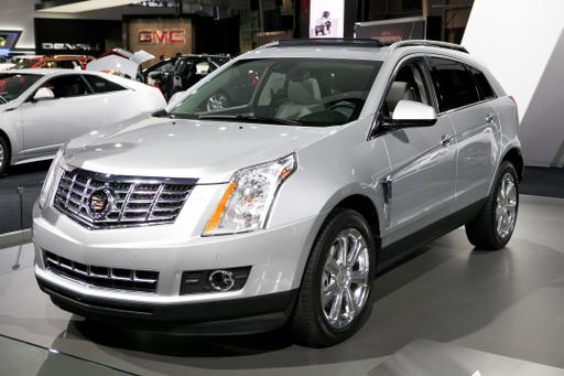 Cadillac SRX Replacement Coming in November, Small Car by 2020