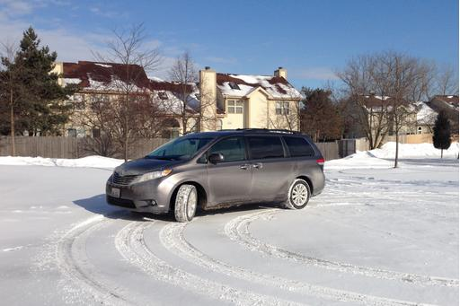 Do You Need an All-Wheel Drive Minivan?