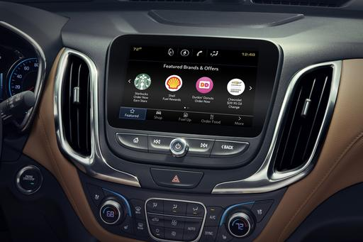 GM Marketplace In-Car Shopping a New Way to Drive Purchases