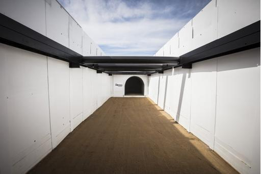 Tesla CEO Musk Instagrams Traffic-Relief Tunnel