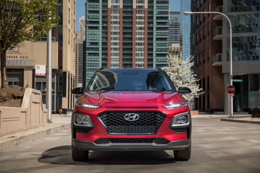 2018 Hyundai Kona Photo Gallery: Pint-Sized Pizzazz