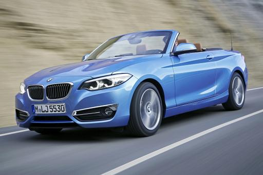 BMW Drops Manual Option for 2 Series