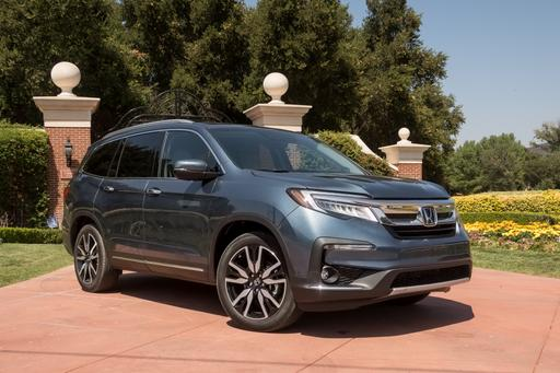 2019 Honda Pilot First Drive: Tweaked, Not Transformed