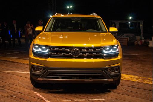 2018 Volkswagen Atlas Review: First Impressions