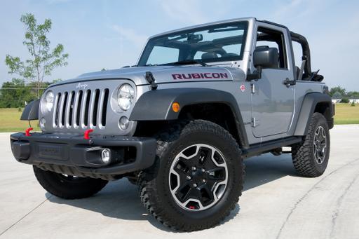 2015 Jeep Wrangler Review