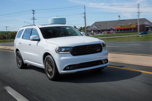 2017 Dodge Durango Photo Gallery