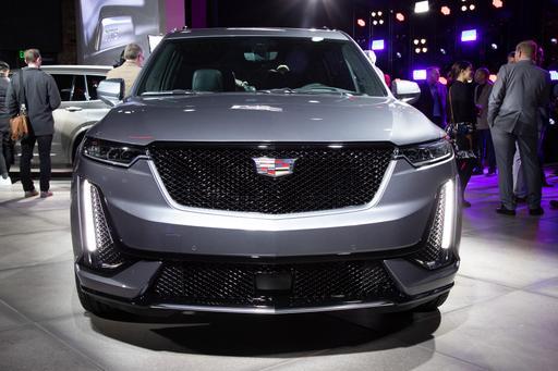 10 Biggest 2019 Detroit Auto Show Stories: 2020 Cadillac XT6 X-cites
