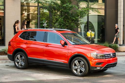 Volkswagen Slashes Price on 2018 Tiguan