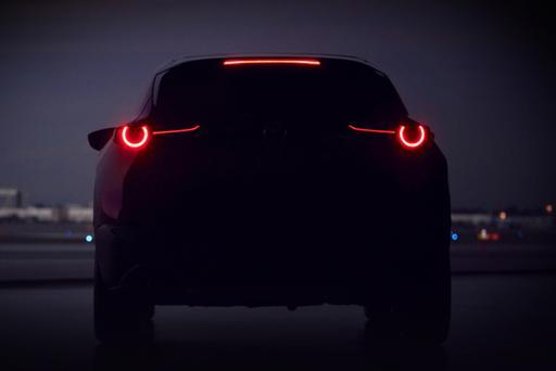 Mazda Hints at All-New SUV for Geneva Motor Show Debut