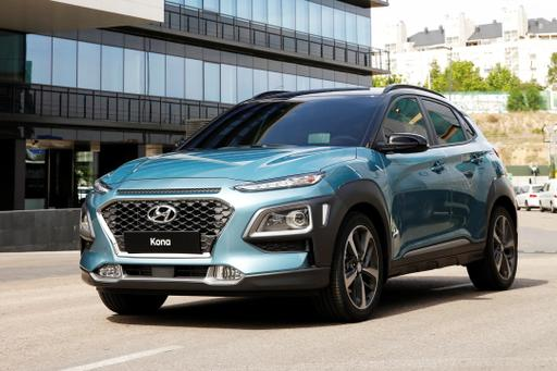 2018 Hyundai Kona Held Back by Headlights in Crash Ratings