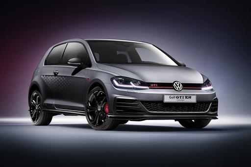 Volkswagen Golf GTI TCR Concept Delays My Car Search by Months