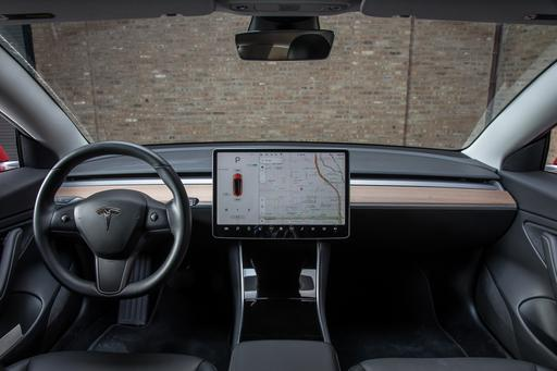 1 Screen to Rule Them All: Tesla Model 3 All-Purpose Touchscreen Tested