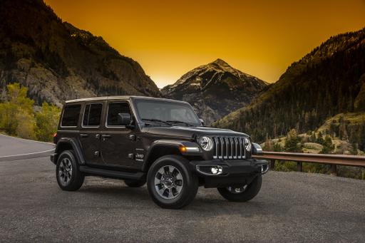 2018 Jeep Wrangler: First Official Photos, Details