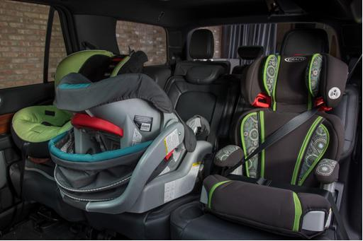 Which Cars Fit Three Car Seats?