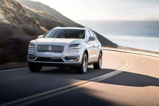 Newly Named Nautilus Deep-Sixes Lincoln MKX
