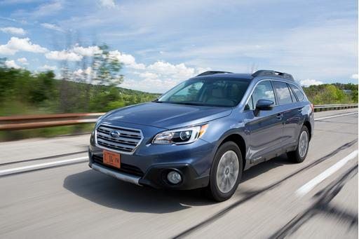 2017 Subaru Outback: What's Changed