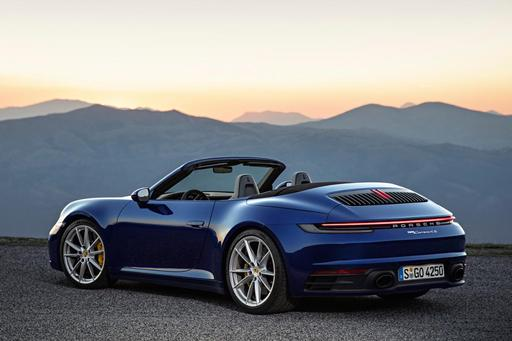 2020 Porsche 911 Carrera S Makes Top-Down Change With Cabriolets