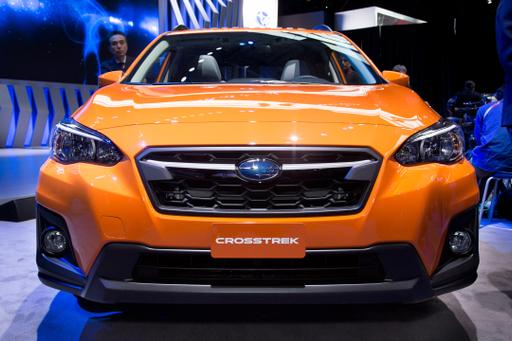 2018 Subaru Crosstrek Review: First Impressions and Photo Gallery