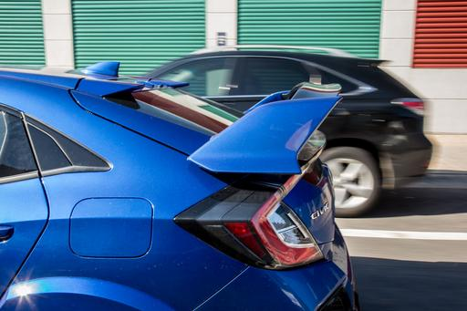 2017 Honda Civic Type R: What's Up With the Wing?