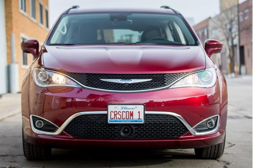 2017 Chrysler Pacifica: Costs and Issues After 1 Year of Ownership