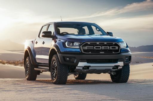Ford Ranger Raptor Tops What's New on PickupTrucks.com