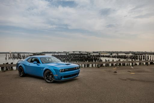Is the 2019 Dodge Challenger R/T Scat Pack Widebody the Poor Man's Hellcat?