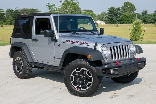 Our view: 2015 Jeep Wrangler