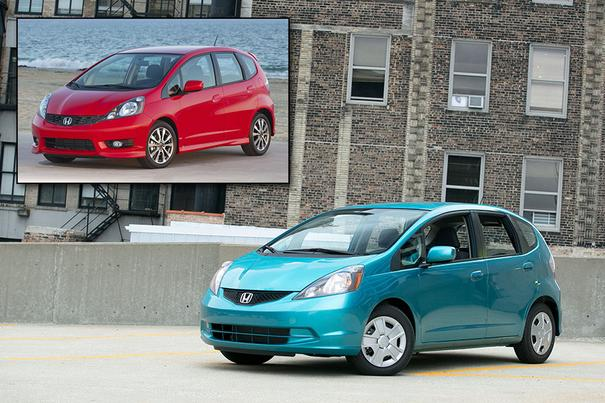 Our view: 2013 Honda Fit