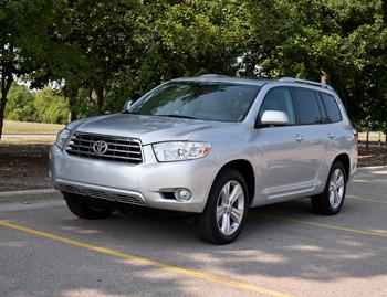Our view: 2009 Toyota Highlander