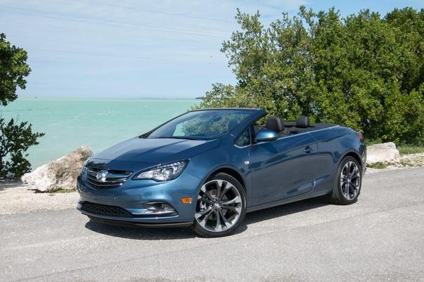 Our View: 2017 Buick Cascada