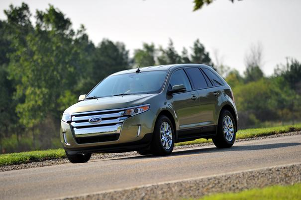 Our view: 2013 Ford Edge