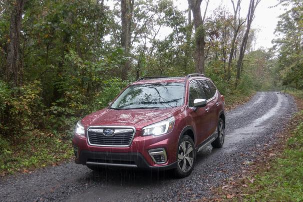 2019 Subaru Forester Review: New and Better, But Not Shouting It