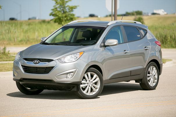 Our view: 2012 Hyundai Tucson